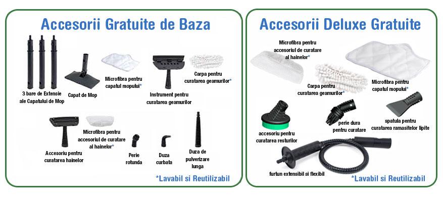 accesorii h2o steamfx pro