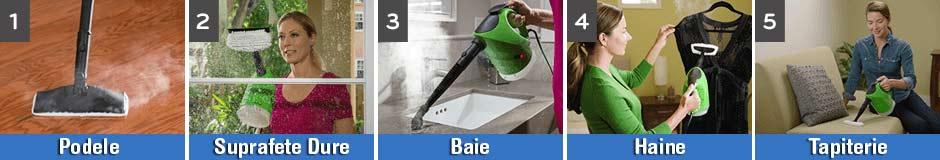 h2o steam mop