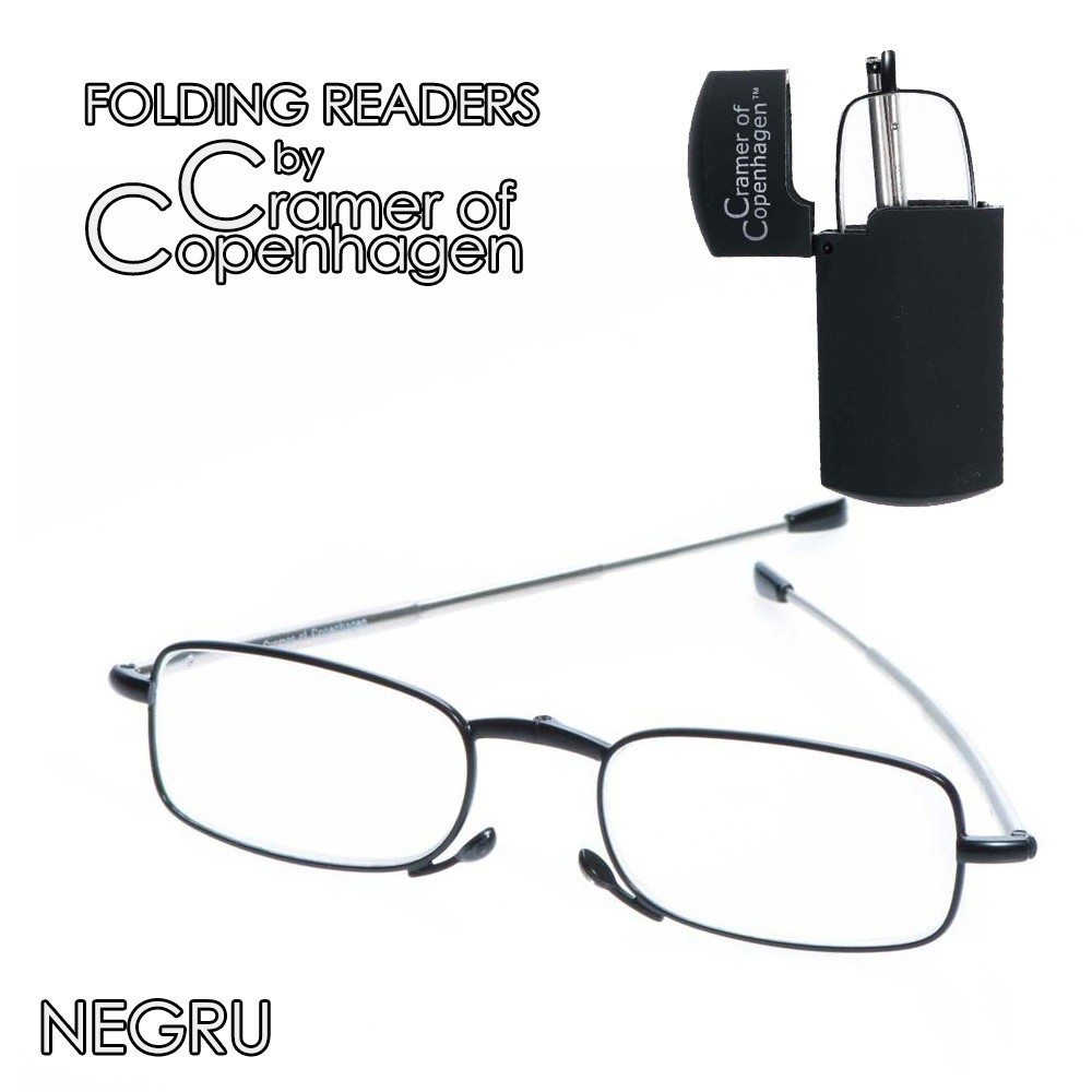 folding readers negru