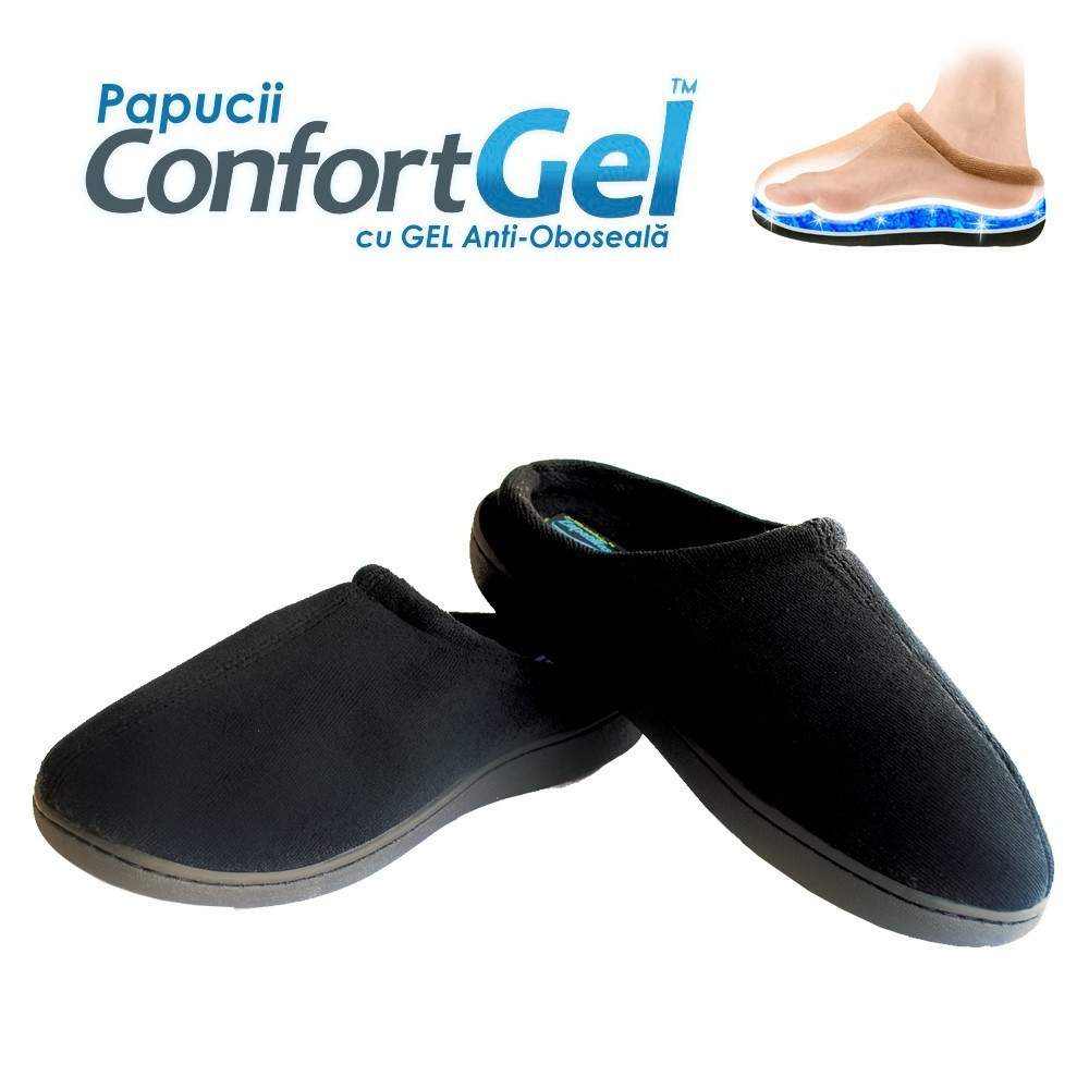 papuci confort gel