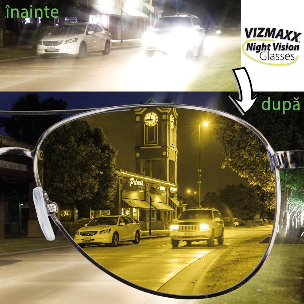 ochelari vizmaxx night vision