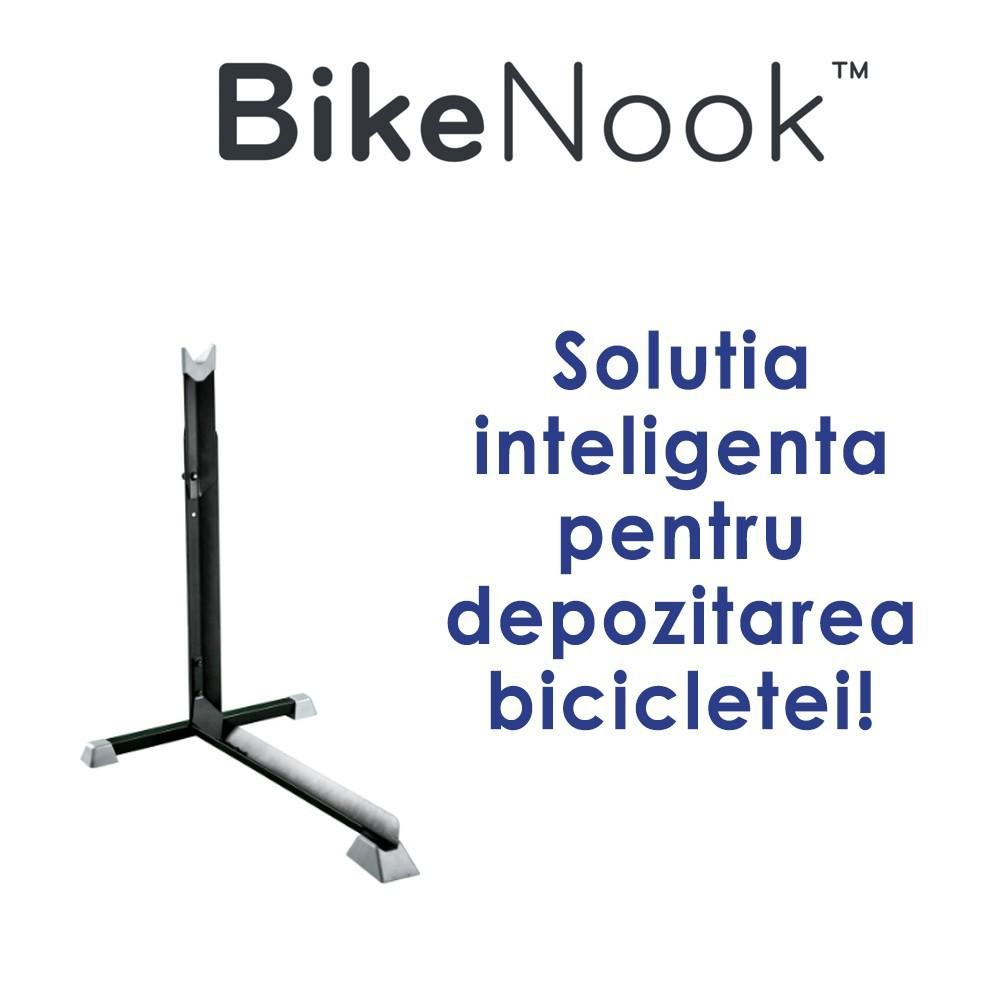 Bike Nook - suport vertical de bicicleta