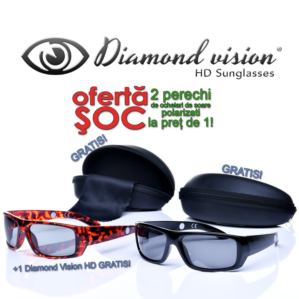 Diamond Vision HD 1+1 Gratis