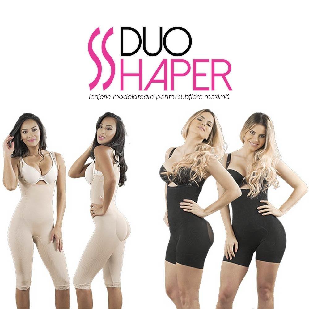 Duo Shaper - Lenjerie Modelatoare
