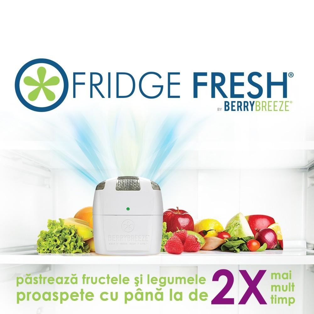 Fridge Fresh ➜ aparat pentru mentinerea fructelor si legumelor proaspete mai mult timp
