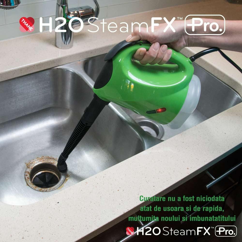 H2O SteamFx Pro
