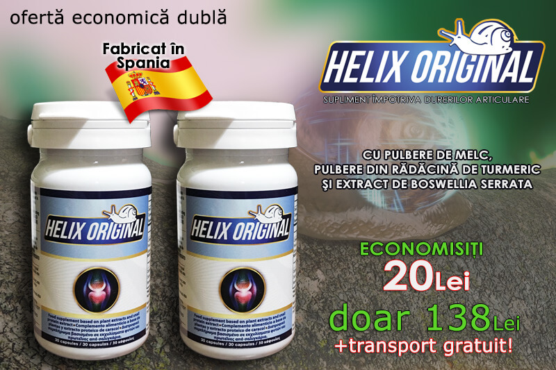 Helix Original ➜ 2×30 cps ➜  TRANSPORT GRATUIT