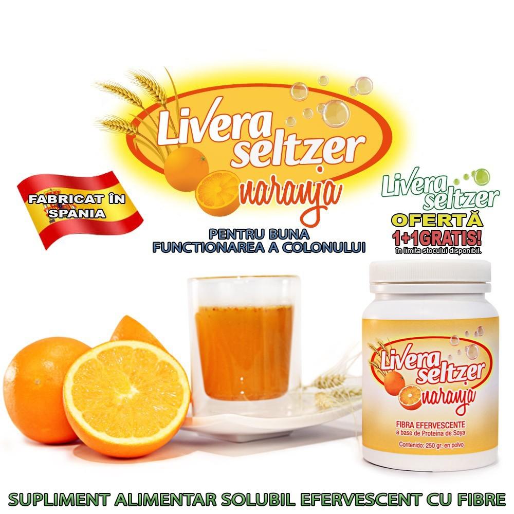 Livera Seltzer 1+1 Gratis