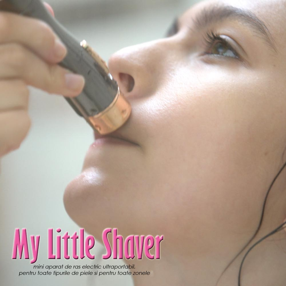 My Little Shaver - aparat de ras