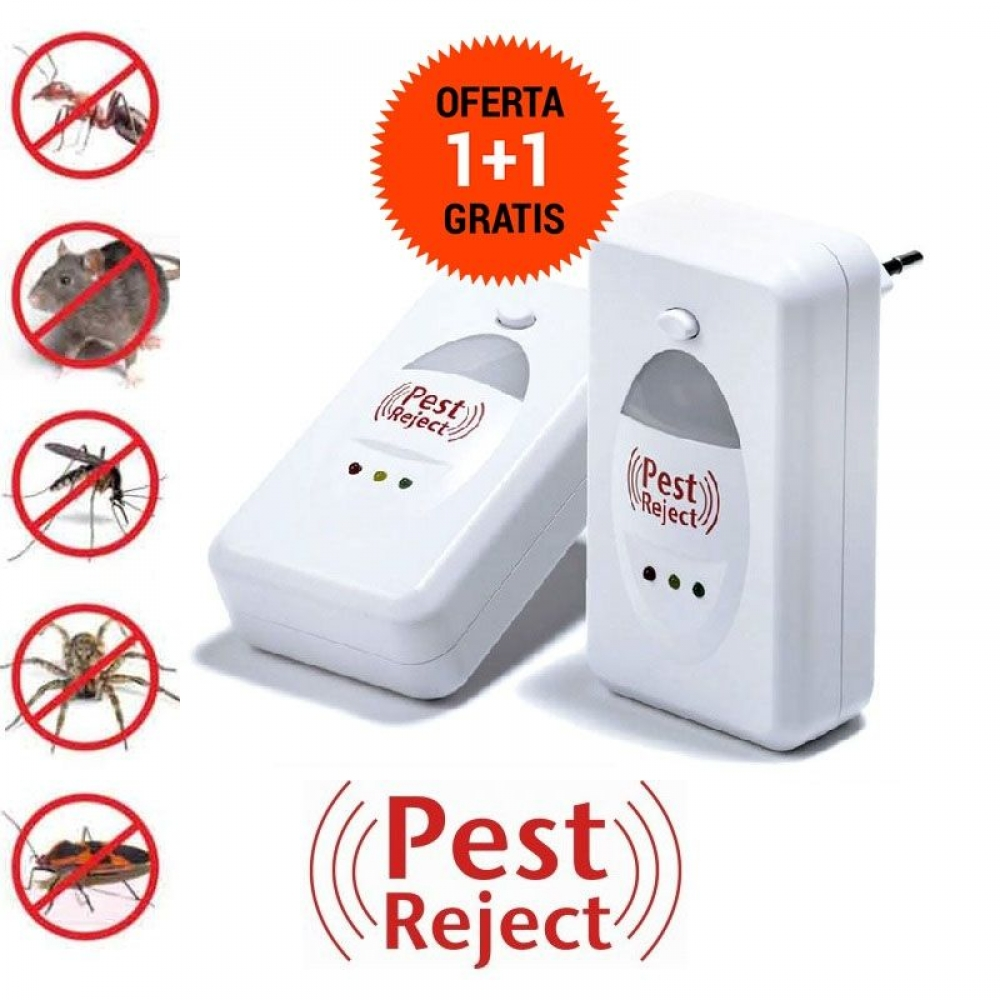 Pest Reject ➜ aparat antidaunatori