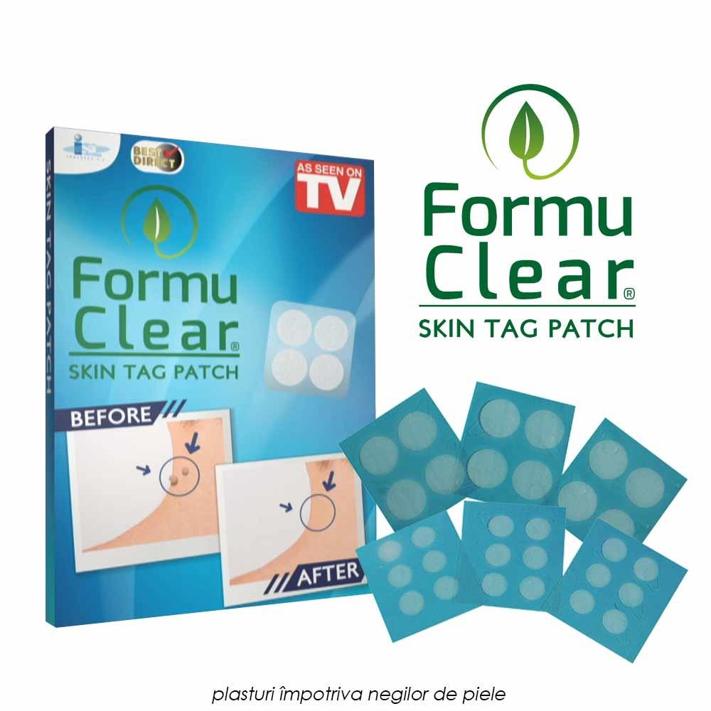 FormuClear plasturi