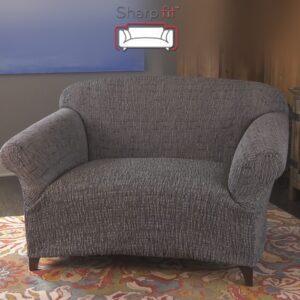 Husa Sharp Fit canapea 2 locuri