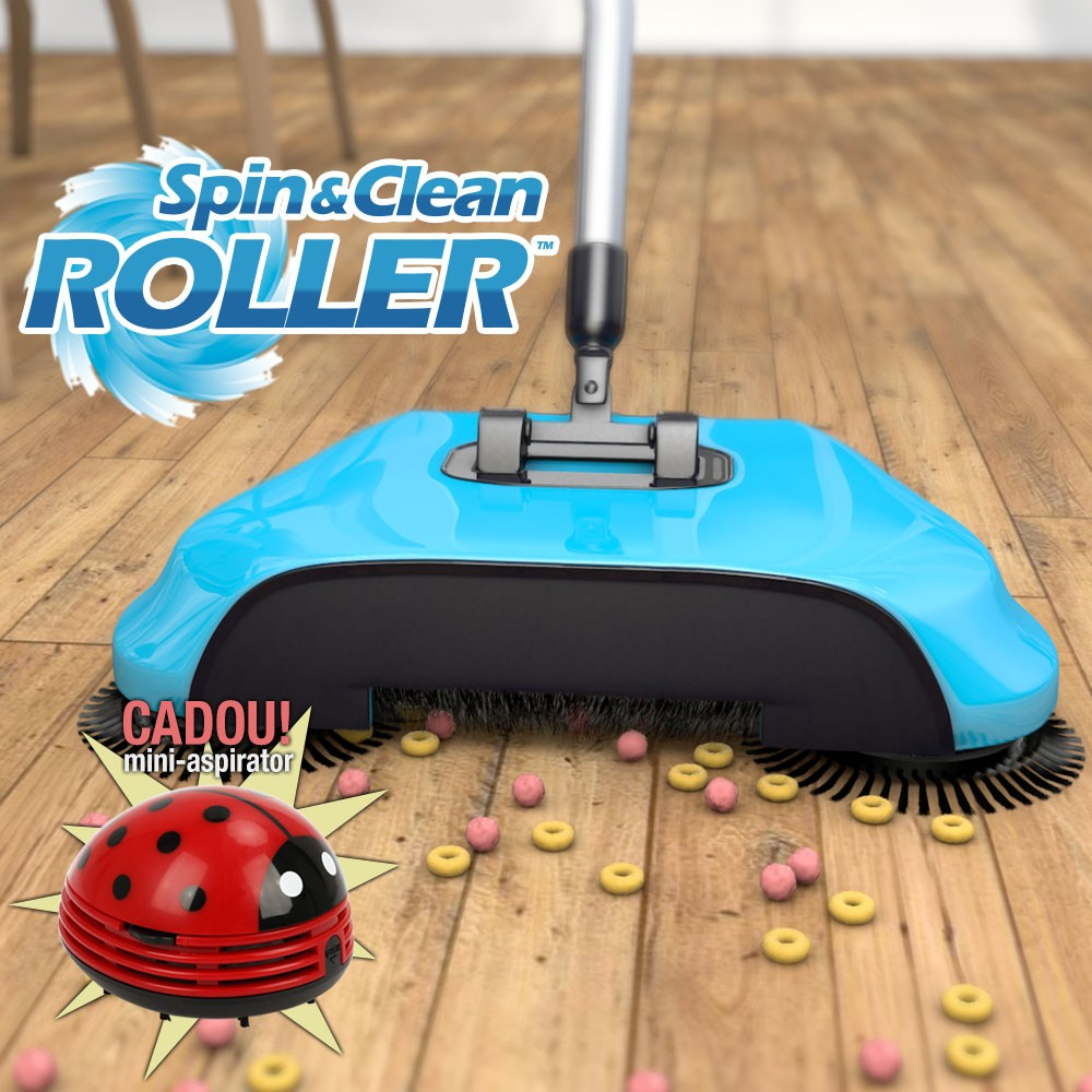 Spin Clean Roller – Set 2 bucati