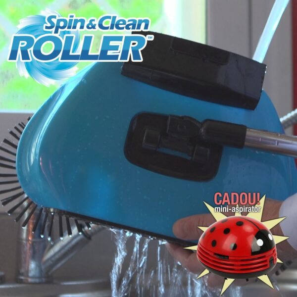 Spin Clean Roller - Set 2 bucati