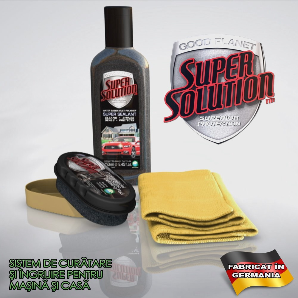 Super Solution - 2 bucati