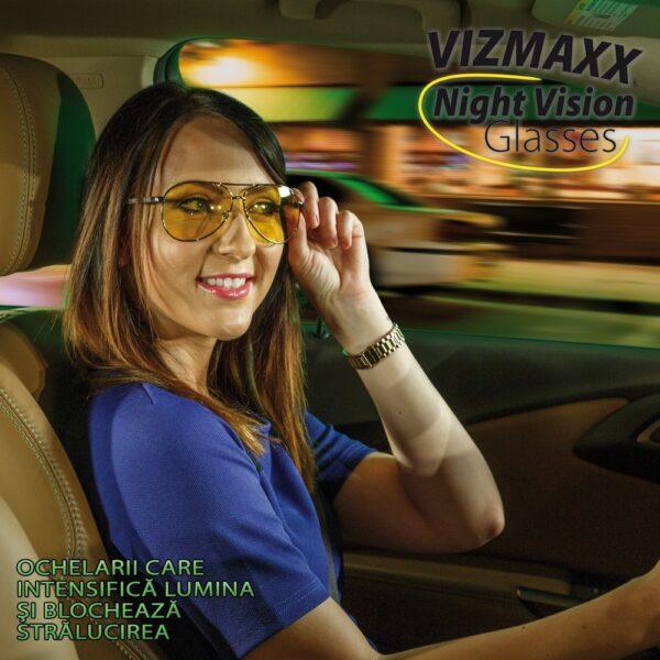 Ochelari Vizmaxx - 2 perechi